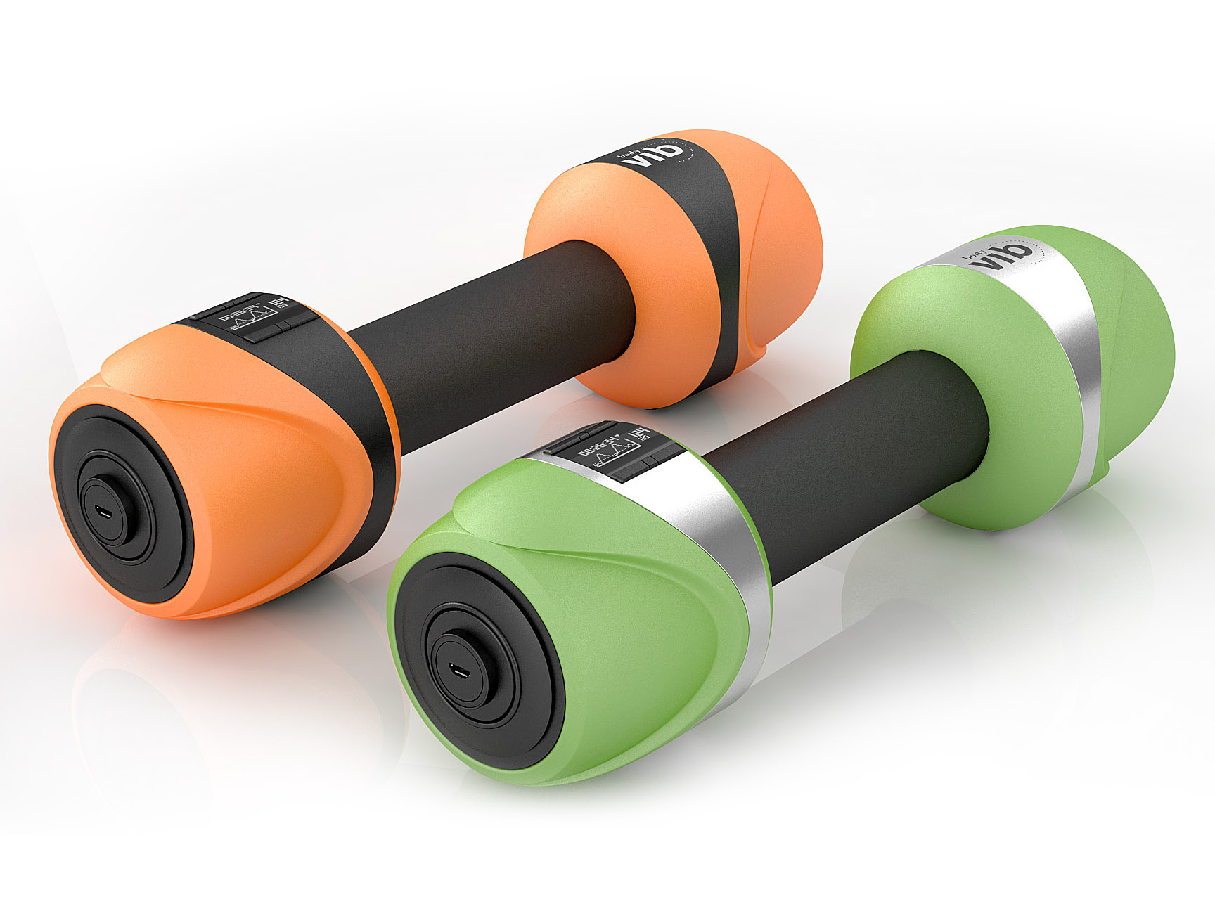 Vibrating Dumbbells Design