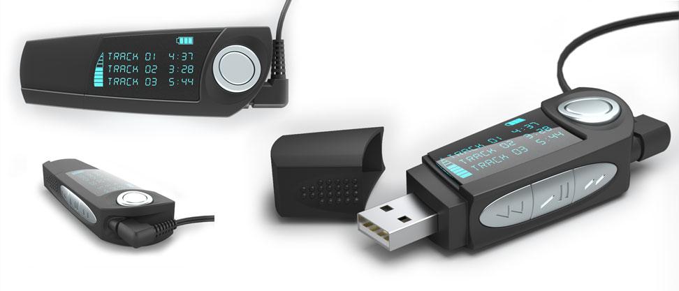 USB-Stick - Gehäusedesign