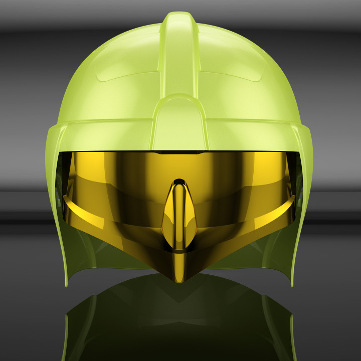 Helm CAD Design Rendering
