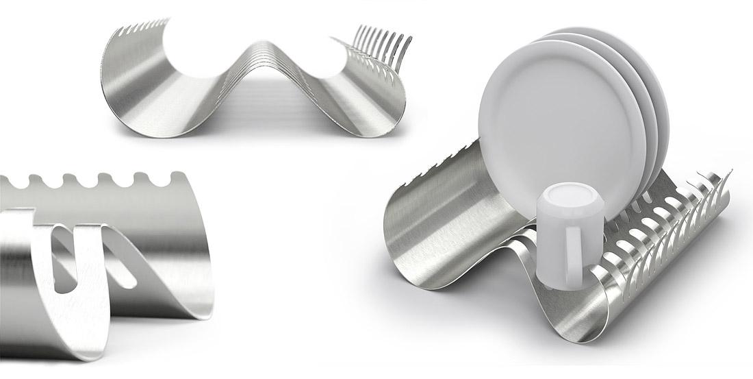 Produktdesign Küchengerät