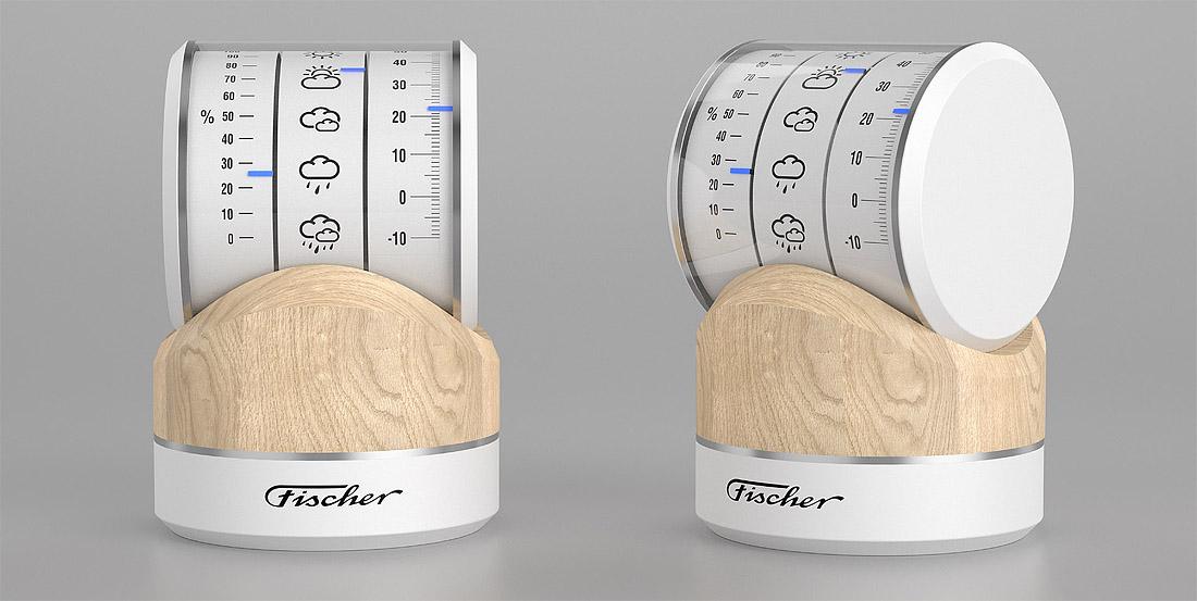 Design einer Wetterstation